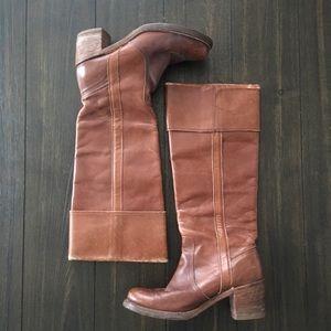 FRYE Mid-calf Heeled Boots